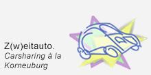 Z(w)eitauto - Carsharing a la Korneuburg